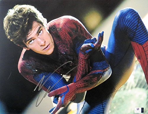 Andrew Garfield Signed Autographed 11X14 Photo The Amazing Spider-Man GV837966