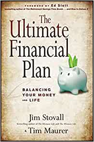 Ultimate Financial Plan Book Cover
