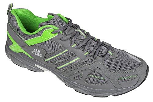 Gr Sport Gris Chaussures 49 Fluo Vert 47 Pour Fluo De Gibra Hommes Bnfq8aXf