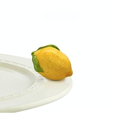 Nora Fleming Hand-Painted Mini: Lemon Squeeze (Lemon) A203