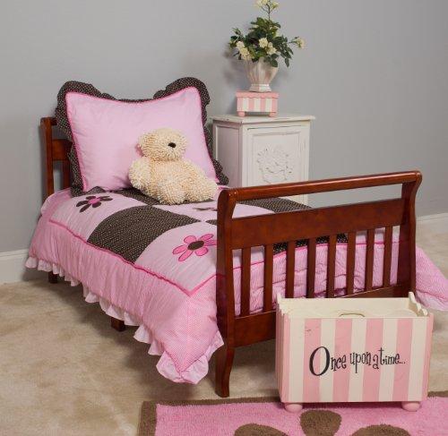 Pams Petals - Pam Grace Creations Toddler Bedding Set, Pam's Petals