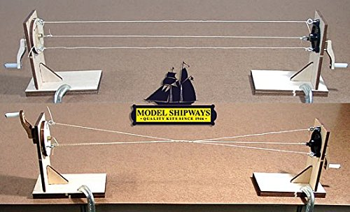 Model Shipways Hobby Model Ship Tool Ropewalk Scale
