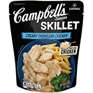 Campbell's Skillet Sauces, Creamy Parmesan Chicken, 11 Ounce