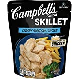 Campbell's Skillet Sauces, Creamy Parmesan Chicken, 11 Ounce (Packaging May Vary)