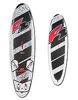 F2 Windsurfboard SX Silberpfeil 85 150L 2015