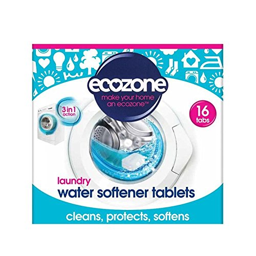 軟水錠16 1パック (Ecozone) (x 6) - Ecozone Water Softener Tablets 16 per pack (Pack of 6) [並行輸入品] B01LZXQ6EQ