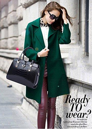 Ruiren Shopper Bag Women Bag Messenger Shoulder Black Handbag Womens For rrOdqCx