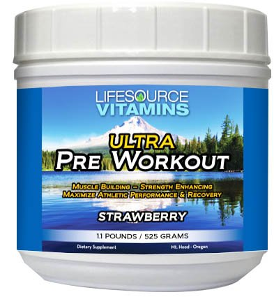 LifeSource Vitamins Ultra Pre Workout