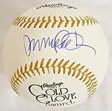 Ryne Sandberg Signed Rawlings Gold Glove Logo MLB Baseball
