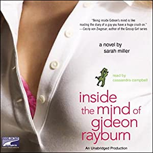 Inside the Mind of Gideon Rayburn Hörbuch