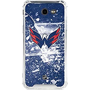 Washington Capitals Galaxy J3 Case - Washington Capitals Frozen | NHL X Skinit LeNu Case