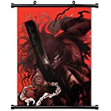 """Hellsing Anime Fabric Wall Scroll Poster (32"""" X 46"""") Inches"""