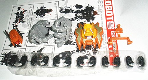 OVERSIZED JINBAO PREDAKING feral rex UPGRADER PARTS