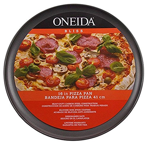 Pizza Tray 16 ' Carbon Steel Non-stick Oneida Bliss