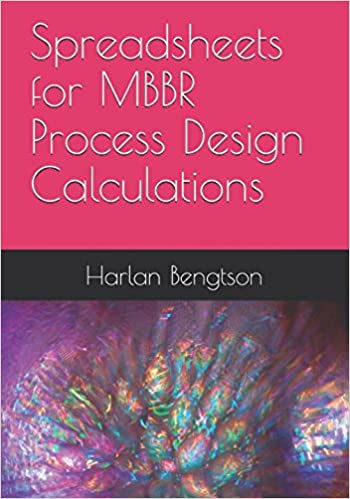 Spreadsheets for MBBR Process Design Calculations: Harlan H
