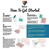 5D Artist Painting Kit - DIY Cross Stitch Kit