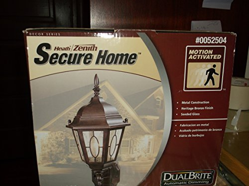 Health zenith secure home motion activated wall lantern item52504 health zenith secure home motion activated wall lantern item52504 upc016963439306 by health zenith aloadofball Images