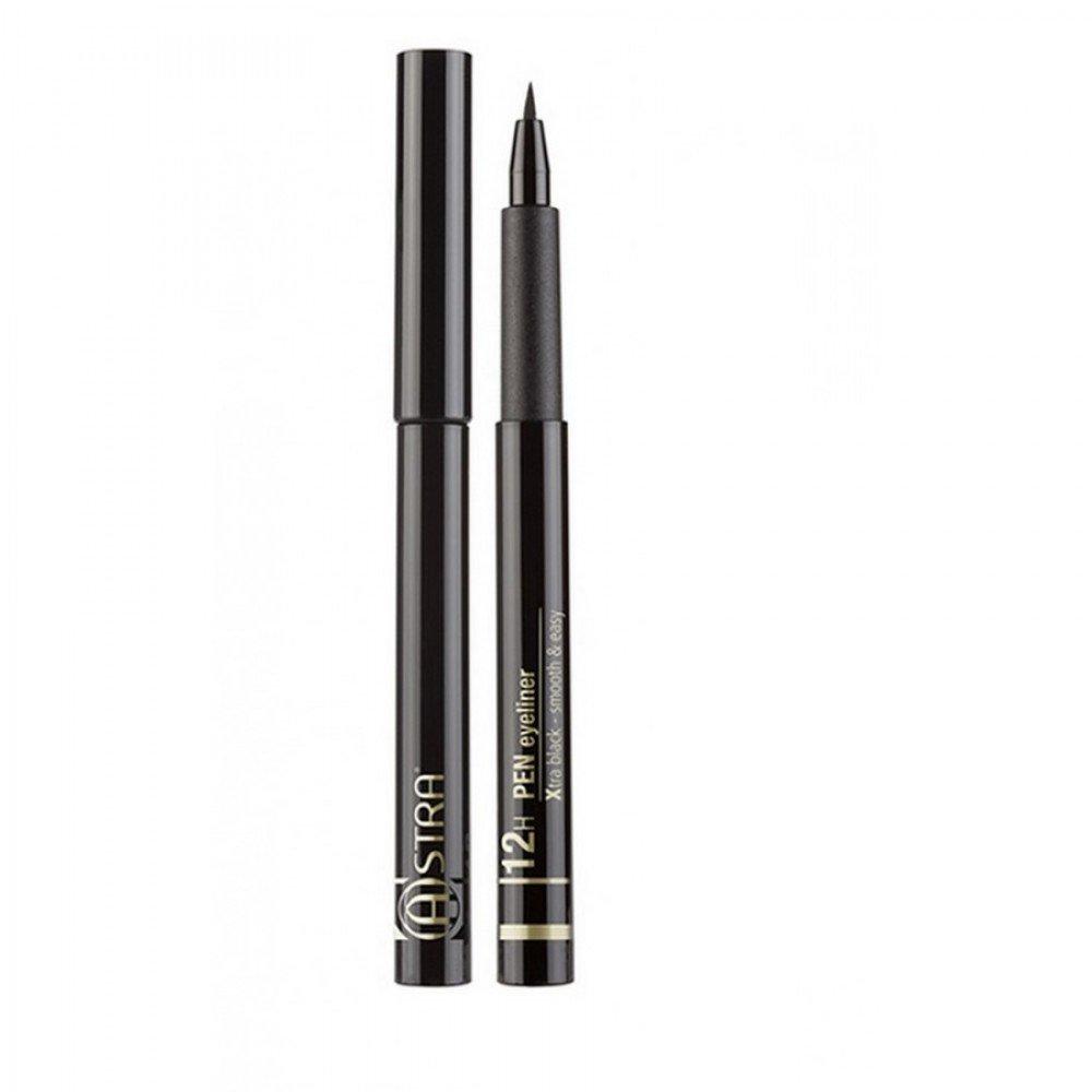 ASTRA 12H Pen eye liner extra black Astra Make Up