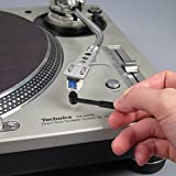 TURNTABLE ALIGNMENT TOOLS RECORD CLEANERS