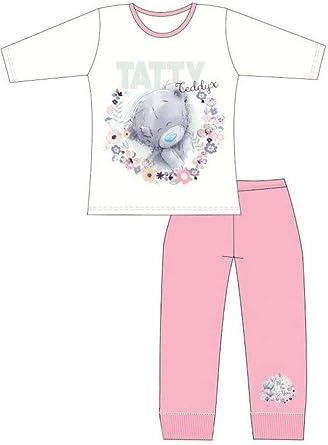 62794bc41 Tatty Teddy Girls Me to You Bear Pjs Pyjamas Sleepwear New Ages 5 to ...