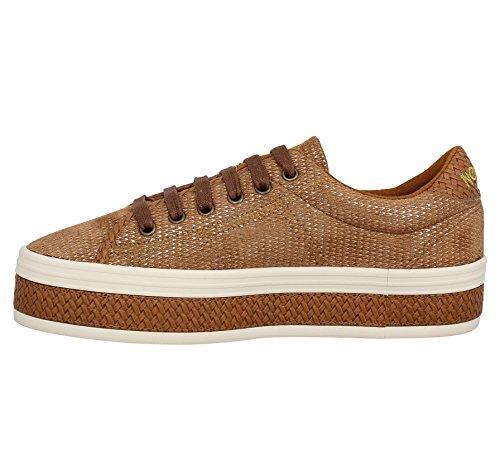 Femme Malibu NAME Sneaker Tan NO Ht1nx