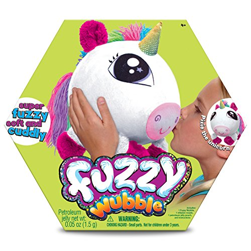 Fuzzy Wubble Pixie The Unicorn]()