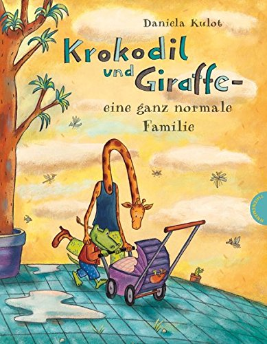 Krokodil und Giraffe: Krokodil und Giraffe - eine ganz normale Familie