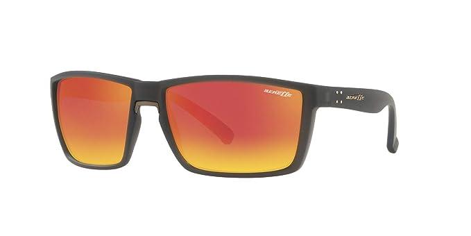 Arnette 0AN4253 Gafas de sol, Grey Rubber, 61 para Hombre ...