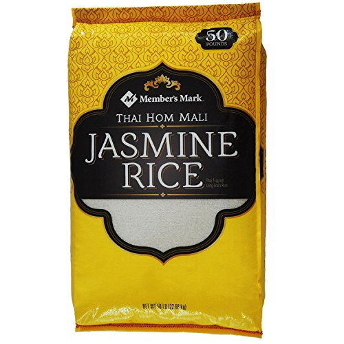 Member's Mark Thai Jasmine Rice (50 lb.) (pack of 6) by Member's Mark