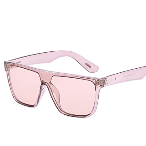Yangjing-hl Gafas de Sol siamesas TF Gafas de una Pieza ...