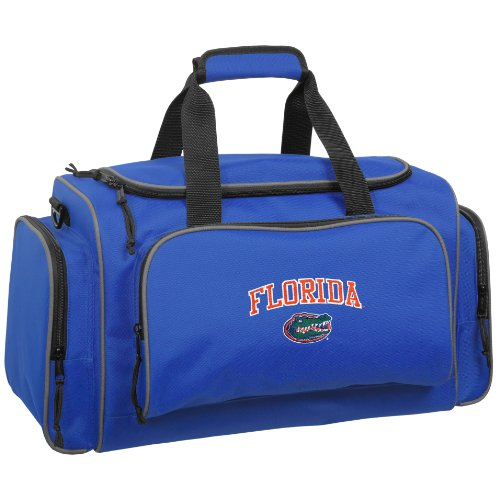 (WallyBags Florida Gators 21 Inch Collegiate Duffel, Royal Blue, One Size)