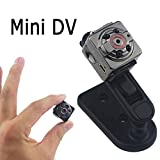 Mini Spy Camera, Heymoko 1080P Full HD Infrared Night Vision Motion ...