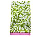 Dena Ikat Jacquard Fingertip Towel
