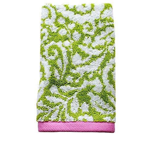 Dena Ikat Jacquard Fingertip Towel by Dena