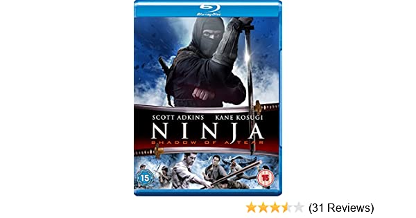 Amazon.com: Ninja: Shadow of a Tear [Blu-ray]: Movies & TV