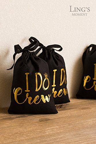 Wedding Gift Bags For Bridal Party
