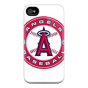 Excellent Cell-phone Hard Covers For Iphone 6 (EOY19080Qbbe) Customized High Resolution Los Angeles Angels Skin