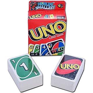 Super Impulse - World's Smallest Uno Card Game