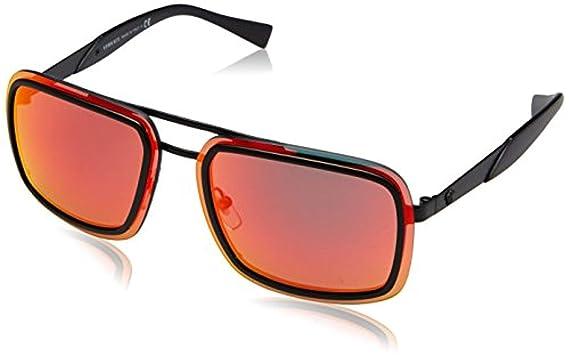 775443bd5a3 Amazon.com  Versace Men s VE2183 Sunglasses 63mm  Clothing