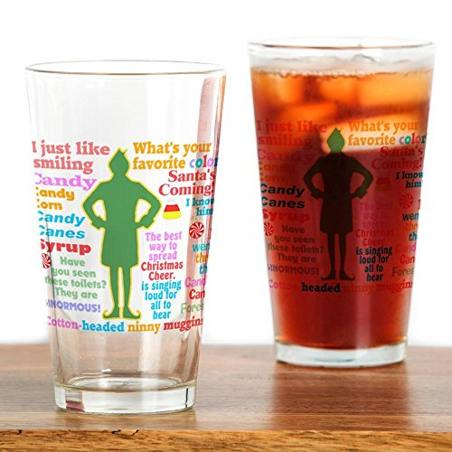 CafePress Movie Drinking Glass Pint