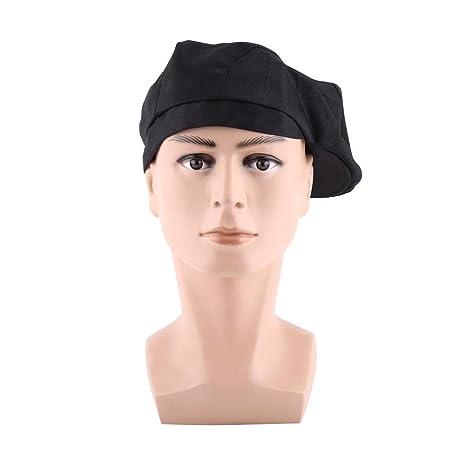 enorme sconto grande vendita miglior sito Cappello da Cuoco Berretto da Donna Elegante e Uomo Cappello ...