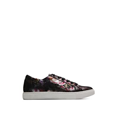 Kenneth Cole New York Womens Kam Metallic Floral Print Sneaker - Women's -  Multi