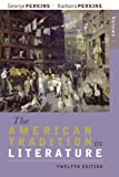 The American Tradition in Literature, Volume 2 (book alone)