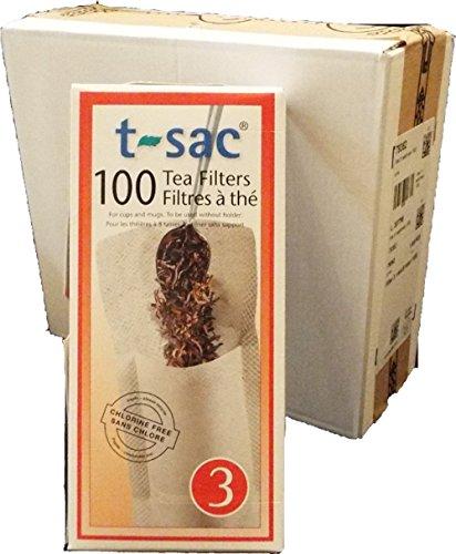 (T-Sac Size 3 Box of 1000 )