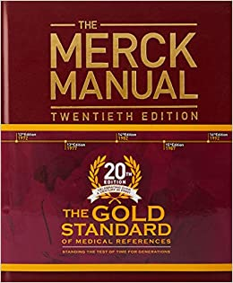 The Merck Manual Of Diagnosis And Therapy, 20e por Merck Editor epub