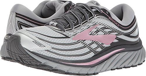 Brooks Women's Glycerin 15 Silver/Grey/Rose 8.5 B US