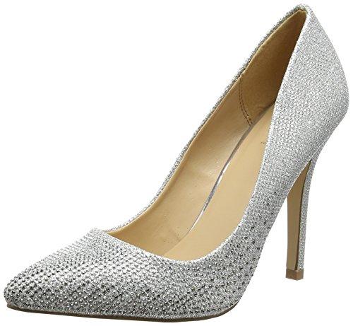 81 Silver Escarpins Argent ALDO Femme Fennings wHXHIY