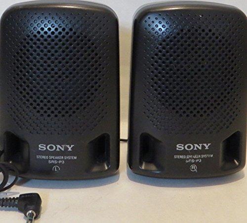 Sony Speaker Systems SRS-P3 for Walkman (Speaker Dock For Sony Walkman)