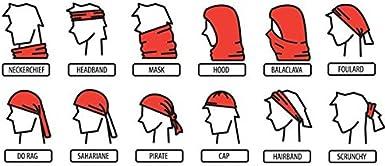 Boolavard 100/% Baumwolle,Bandanas mit original Paisley Muster Farbe nach Wahl Headwear//Haar Schal Ansatz Handgelenk Verpackungs Band Kopf Bindung