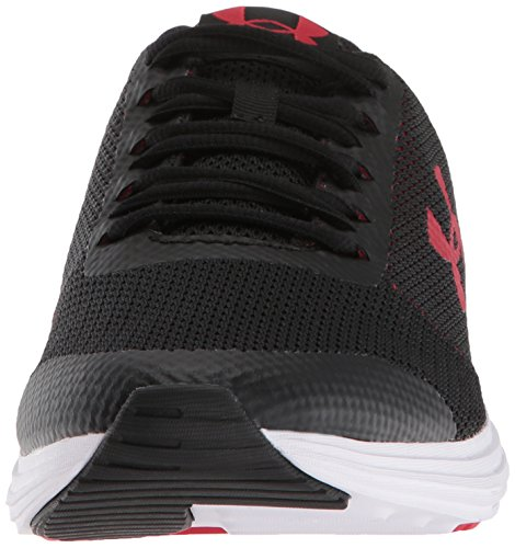 White Black Under Compétition Surge Chaussures Armour Noir de Homme Red Running UA pwpvaq6